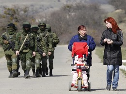 Mỹ không phát hiện động thái nào của quân đội Nga ở biên giới Ukraine