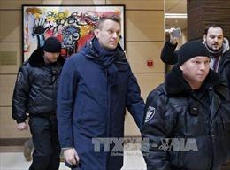 Bất chấp án tù treo, Lãnh đạo đối lập Nga vẫn sẽ tranh cử Tổng thống