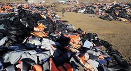 Hàng trăm người bỏ mạng vì áo phao rởm