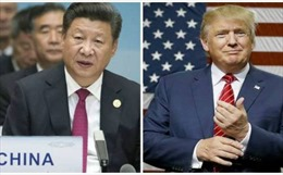 Tân Tổng thống Mỹ Donald Trump lần đầu tiên điện đàm với Chủ tịch Trung Quốc