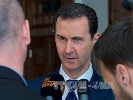 Tổng thống Syria bác đề xuất lập vùng an toàn