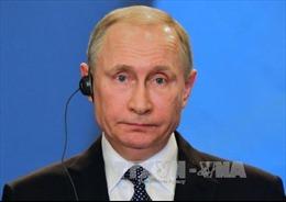 Tổng thống Nga sẵn sàng gặp Tổng thống Mỹ Donald Trump