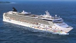Tàu du lịch biển chở hơn 2.000 hành khách phải bỏ dở hành trình