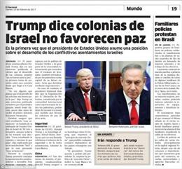 Nhầm lẫn tai hại ảnh ông Trump với sao Hollywood, tờ báo cáo lỗi