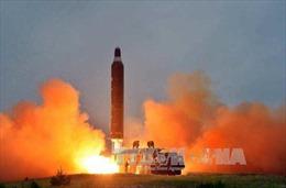 Quân đội Hàn Quốc xác định được loại tên lửa Triều Tiên mới phóng