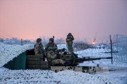 Một nhóm binh sĩ Ukraine bị mất tích tại Lugansk