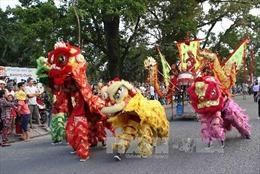 Sinh động lễ hội Làm Chay tại Long An