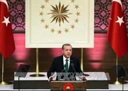 Thổ Nhĩ Kỳ muốn thiết lập vùng an toàn tại Syria