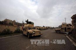 Iraq đập tan âm mưu trốn chạy sang Syria của các phần tử IS