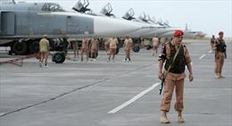Một tiểu đoàn quân cảnh Nga được triển khai đến Syria