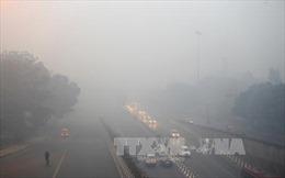 Báo động tình trạng tử vong do ô nhiễm không khí tại Ấn Độ
