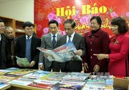 Hội Báo Xuân Đinh Dậu 2017 tại Tuyên Quang