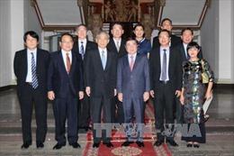 TP Hồ Chí Minh và tỉnh Gunma, Nhật Bản xúc tiến hợp tác đầu tư