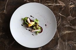 Ngắm những tuyệt tác ẩm thực của bếp trưởng 19 năm kinh nghiệm