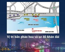 Những hấp dẫn bất ngờ tại Lễ hội pháo hoa quốc tế Đà Nẵng 2017