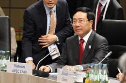 Phó Thủ tướng Phạm Bình Minh dự Hội nghị Bộ trưởng Ngoại giao G20