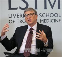 Bill Gates kêu gọi tăng cường nghiên cứu 'các bệnh bị lãng quên'
