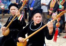 Lễ Tài khoăn - phong tục đẹp của đồng bào Nùng ở Bắc Kạn