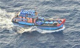 29 ngư dân Việt Nam bị bắt giữ do đánh bắt trái phép ở Australia