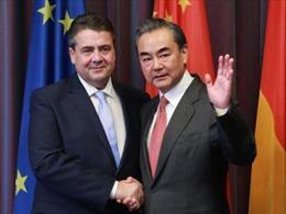 Đức kêu gọi Trung Quốc tạo 'sân chơi' công bằng cho các nhà sản xuất ô tô