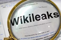 WikiLeaks tung tài liệu tố CIA do thám bầu cử Pháp