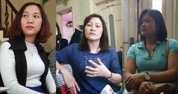 Quá bức xúc Hiệu trưởng, giáo viên trường Nam Trung Yên lên tiếng tố cáo