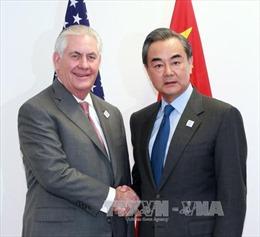 Trung Quốc khẳng định cơ hội nối lại đàm phán sáu bên về Triều Tiên