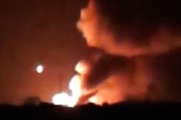 2.000 bình gas nổ suốt 2 tiếng ở Pháp