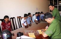 Cảnh sát 113 triệt phá một trường gà quy mô lớn tại Cà Mau