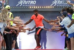 Usain Bolt: Tôi không còn lý do gì để ở lại với điền kinh