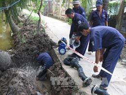 Không để người dân thiếu nước sinh hoạt trong mùa khô này