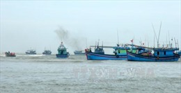Xử lý mạnh tàu cá khai thác hải sản trái phép vùng biển nước ngoài