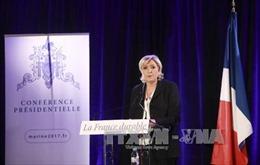Bà Marine Le Pen thảo luận với giới chức Liban về khủng hoảng di cư