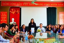 Công bố quyết định cách chức Hiệu trưởng, Hiệu phó trường Nam Trung Yên