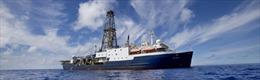 Tàu khoa học Mỹ hoàn thành khoan thăm dò Biển Đông