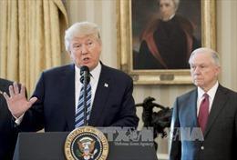 Tổng thống Trump công khai lên án các hành động bài Do Thái