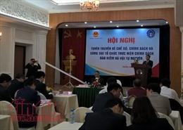 Tập trung thu hút lao động khu vực phi chính thức tham gia BHXH
