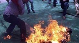 Rúng động vụ đổ xăng đốt 3 mẹ con tại Biên Hòa, 2 bé tử vong