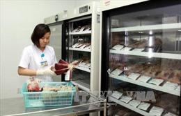 Hồng cầu lắng đông lạnh - phương pháp dự trữ nguồn máu hiếm mới
