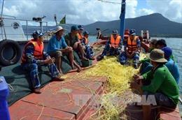 Điểm tựa của ngư dân nơi biển trời Tây Nam