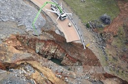 California ra kế hoạch kiểm soát lũ khẩn cấp sau vụ đập Oroville