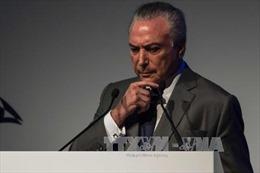Brazil bắt giữ đối tượng làm trung gian đưa hối lộ trong vụ Petrobras