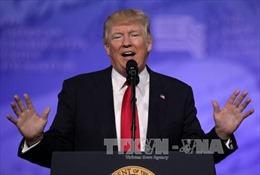 Ông Trump phá lệ, không dự tiệc báo chí tại Nhà Trắng