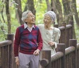 Tài thi phú của Nhà vua và Hoàng hậu Nhật Bản