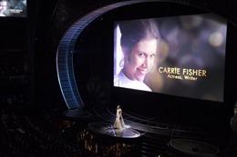 Xúc động clip tưởng nhớ nghệ sĩ qua đời trong đêm trao giải Oscar