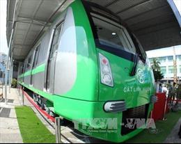 Sớm đưa hai tuyến đường sắt đô thị vào hoạt động
