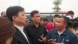 Giám đốc Sở GTVT Hà Nội yêu cầu các nhà xe giải tán đình công