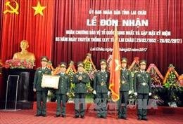 Lai Châu: Xây dựng lực lượng vũ trang vững mạnh toàn diện