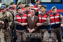 Kết án chung thân 24 đối tượng bị cáo buộc cầm đầu âm mưu đảo chính