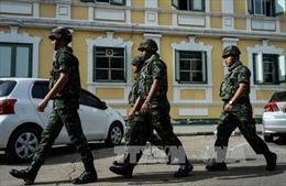 Thái Lan thông qua kế hoạch hiện đại hóa quốc phòng